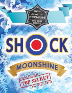 Etykieta shock moonshine